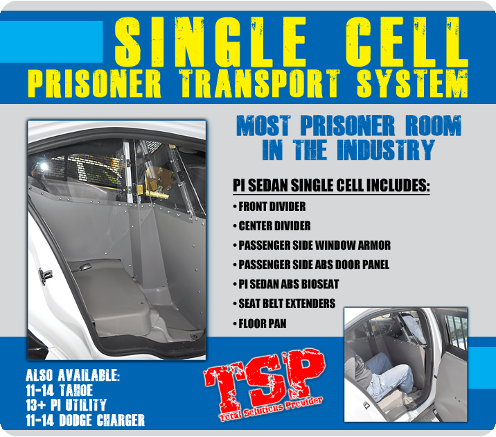 Check Out Our Complete Single Cell Prisoner Transport Systems