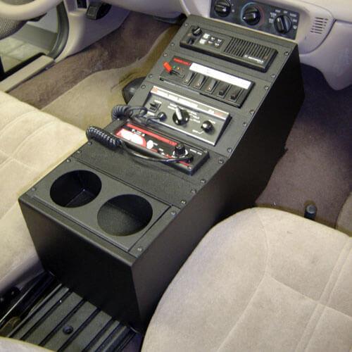 18 Inch Jotto Desk Police Equipment Console Lazy L 425 6232