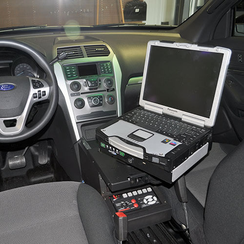 Ak 7 Computer Workstation Equipment Console 2013 Ford