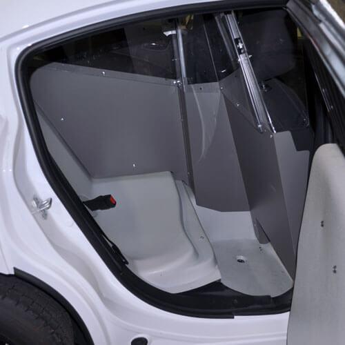 Single Cell Prisoner Transport System For 2011 Dodge