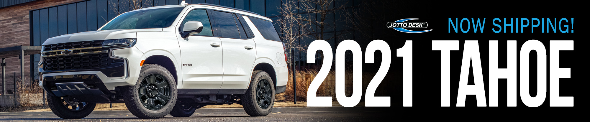 2021 Chevy Tahoe accessories are now shipping!