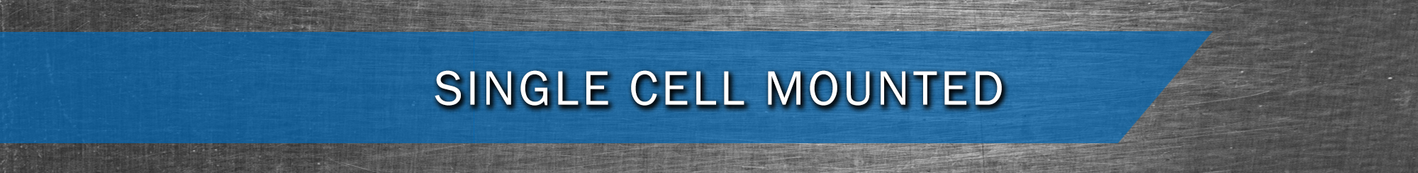 Single Cell Mounted