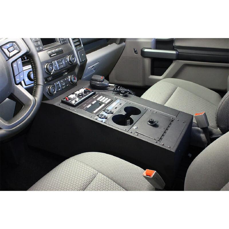 Ford F150 Ssvpolice Responder Contour Console 2018 4256500 Rhjottopublicsafetygojotto: Ford F 150 Radio Console At Gmaili.net