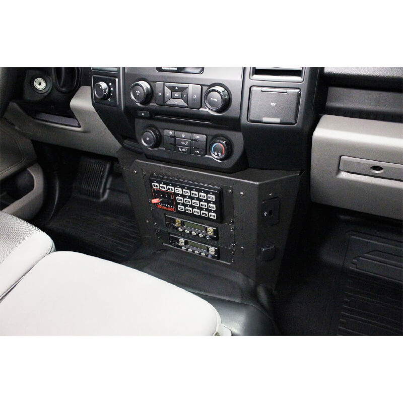 Ford F150 Ssvpolice Responder 2018 Vertical Dash Mount Contour Rhjottopublicsafetygojotto: Ford F 150 Radio Console At Gmaili.net