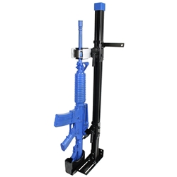 Gun Rack - Single Weapon, Partition Mounted, Vertical (GR9-ZRT-AR-BLM-V) Gun Rack -  Single Weapon, Partition Mounted, Vertical (GR9-ZRT-AR-BLM-V) 475-2015