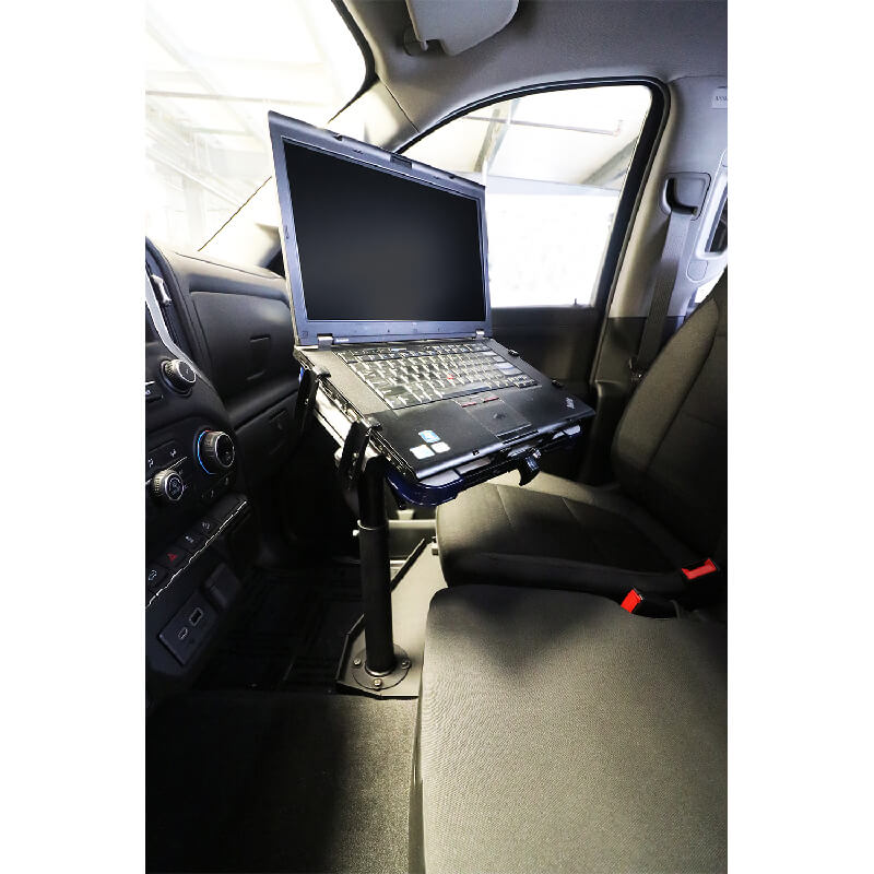 "2020 Chevy Silverado Hd: Chevy Silverado ""T1"" 1500 HD Laptop Mount (2019"