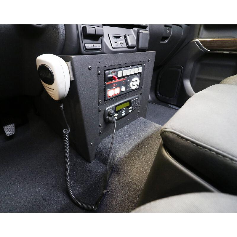 Chevy Silverado SSV (2019+) Vertical Dash Mount Contour ...
