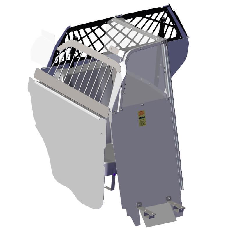 Single Cell Prisoner Transport System for Storage System - Ford Police  Interceptor Utility (2016-2019)