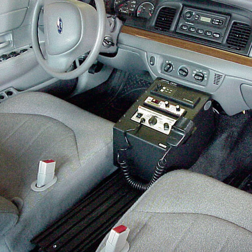 Ford Crown Victoria   Equipment Console Package  Standard Console